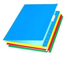 Buy Paper Folders File Hanging Office Home Letter Size Recycled Filing Cardboard New