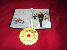 Buy THE OFFICE SEASON One 1 DVD DISC ART & CASE NEAR MINT SHIPS SAME DAY OR NEXT