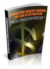 Buy Attracting Wealth Through The Law Of Attraction Ebook + 10 Free eBooks ( PDF )