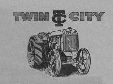Buy TWIN CITY 17-28 12-20 27-44 20-35 MANUAL w/ TC Tractor Service Repair & Overhaul