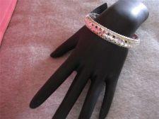 "Buy Womens Star Bangle bracelet 2 5/8"" Dia. # 73"