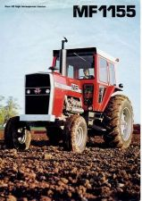 Buy MASSEY FERGUSON MF 1155 TRACTOR PARTS MANUAL 260pg for MF1155 Service & Repair