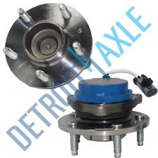 Buy Pair of 2 - NEW Driver and Passenger Wheel Hub and Bearing Assembly w/ ABS