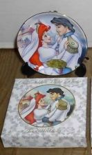 Buy Disney Little Mermaid & Prince Wedding Porcelain Plate