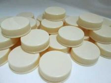Buy 100 Travel Empty Cosmetic Plastic Jar Pot Cream Lips Balm Container Bottles 10 g
