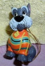 Buy Disney Scottie Dog Ornament from Lady and the Tramp