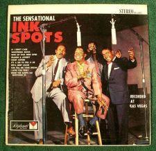Buy THE INK SPOTS ~ The Sensational Ink Spots 1962 R&B / Pop LP