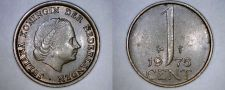 Buy 1975 Netherlands 1 Cent World Coin