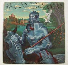 "Buy RETURN TO FOREVER "" Romantic Warrior "" 1976 LP Corea / DiMeola / Clarke"