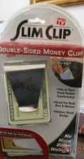 Buy New Slim MoneyClip Double Sided Card Holder Wallet Stainless BIG SALE ENDS TODAY
