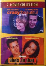 Buy DOUBLE FEATURE Crazy Beautiful & She's All That DVD Kirsten DUNST Freddie PRINZE