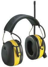 Buy MP3 Ear Hearing Protector AM/FM Tuner Computer Phone Skype Call Tactical Gift W/