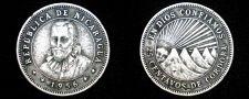 Buy 1956 Nicaragua 25 Centavo World Coin
