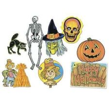 Buy Halloween Decorama Party Accessory 1 Count 8 Pkg Halloween Holiday Decor Outdoor