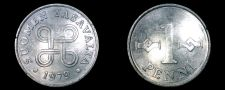 Buy 1979 Finland 1 Penni World Coin