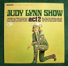 Buy JUDY LYNN ~ The Judy Lynn Show / Act 2 1965 Country LP
