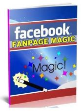 Buy Facebook Fanpage Magic + 10 Free eBooks With Resell rights ( PDF format )