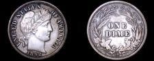 Buy 1892-O Barber Dime Silver