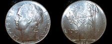 Buy 1978 Italian 100 Lire World Coin - Italy