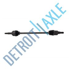 Buy Complete Rear Passenger Side CV Axle Shaft - AWD - Made in USA