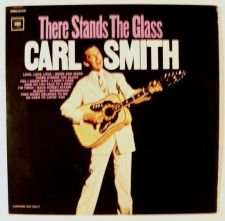 Buy CARL SMITH ~ There Stands The Glass 1964 Country LP