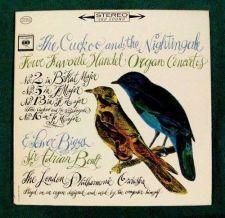 Buy HANDEL: Four Favorite Organ Concertos ** Classical LP