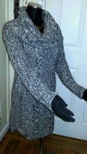 Buy Victoria's Secret Sweater Winter Dress Cowl Neckline Gray-30% Wool-Size XS/TP
