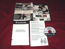 Buy NHL 06 GameCube & Wii DISC MANUAL ART & CASE NEAR MINT TO GOOD SHIP SAME DAY/NXT