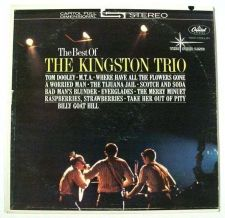 Buy THE KINGSTON TRIO ~ The Best of The Kingston Trio 1962 Stereo LP