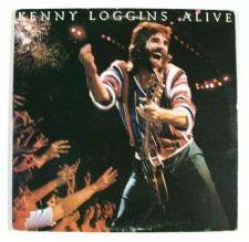 """Buy KENNY LOGGINS """" Kenny Loggiins Alive """" 1980 DOUBLE Rock LP"""