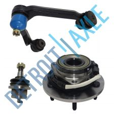 Buy 1 ea. Wheel Hub and Bearing, Upper Right Control Arm, Lower Ball Joint w/ ABS