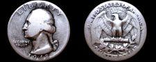 Buy 1948-D Washington Quarter Silver