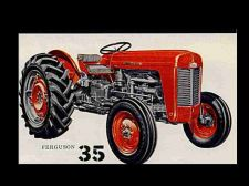 Buy MASSEY FERGUSON MF35 GAS & DIESEL OPERATIONS MANUALs 140pg for MF 35 FE Tractors