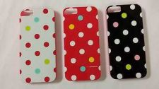 Buy POLKA DOT Colour Spotty Fashion Case For iPhone 5 5S Skin Hard Plastic COVER