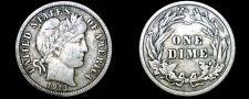 Buy 1913-P Barber Dime Silver