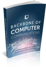 Buy Backbone of Computer Communications Ebook + 10 Free eBooks With Resell rights (