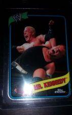 Buy 2008 Topps Chrome #51 MR. KENNEDY Grade 10 WWF WWE ECW WCW TNA