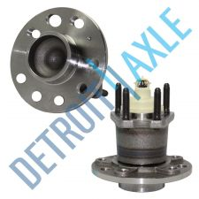 Buy Pair of 2 NEW Rear Driver and Passenger Wheel Hub and Bearing Assembly with ABS