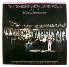 Buy The TONIGHT SHOW BAND - Vol. II / with DOC SEVERINSEN 1987 Pop LP