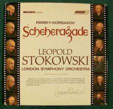 "Buy RIMSKY-KORSAKOV "" Scheherazade "" Leopold Stokowski, London Classical LP"