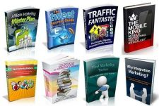 Buy 100 Marketing Ebooks With Master Resell Rights ( in PDF format )