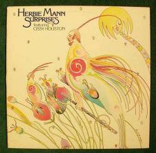 "Buy HERBIE MANN "" Surprises ~ featuring Cissy Houston "" 1976 Jazz LP"