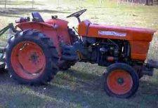 Buy KUBOTA L225 L225DT PARTS PART DIAGRAM MANUAL SET 130pg for L 225 Tractor Service