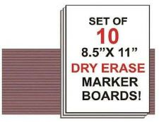 Buy Student Laptop Dry Erase Marker Boards Set Of 10 Whiteboard Marker Office Presen