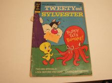 Buy Tweety and Sylvester Gold Key No 28, 1972