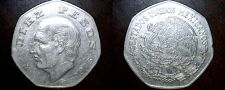 Buy 1976 Mexican 10 Peso World Coin - Mexico - Costilla