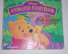 Buy Disney's animated storybook Winnie the Pooh and the honey tree