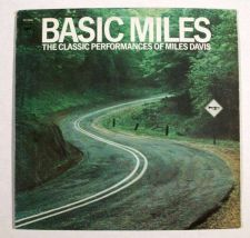 Buy MILES DAVIS ~ Basic Miles ( The Classic Performances ) 1973 Jazz LP