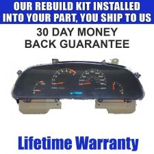 Buy 95 IMPALA INSTRUMENT CLUSTER SPEEDOMETER REPAIR SERVICE READ LISTING