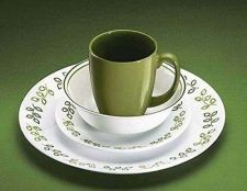 Buy Corelle Dinnerware Set 4 Dinner Service Plates Dishes Bowls Kitchen Mug White